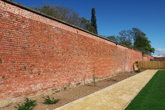 Castle Park Walled Garden, Bangor