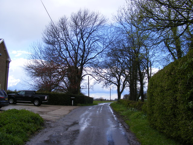 Tannington Road, Worlingworth