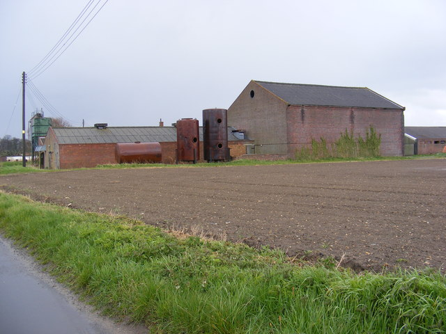 Low Farm Buildings