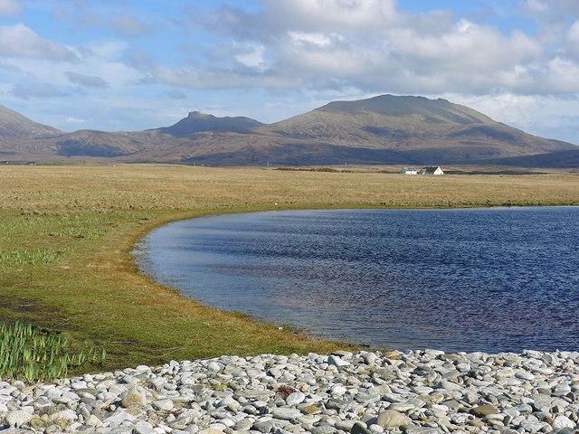 Loch a Mhoil and Peighinn