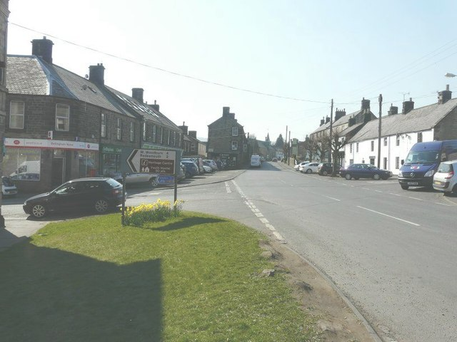 High Street, Bellingham