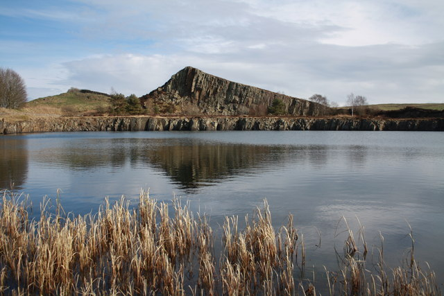 Cawfield Quarry