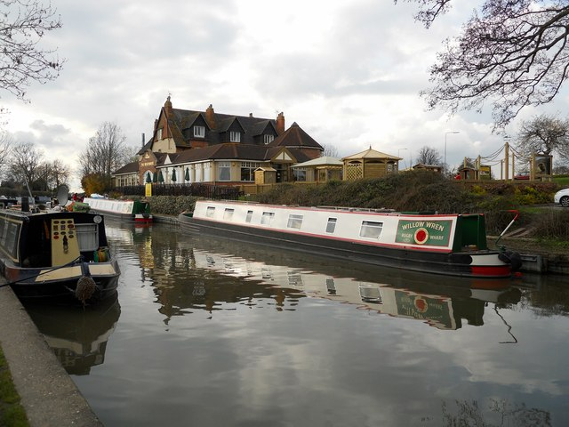 Braunston-The Boathouse Public House