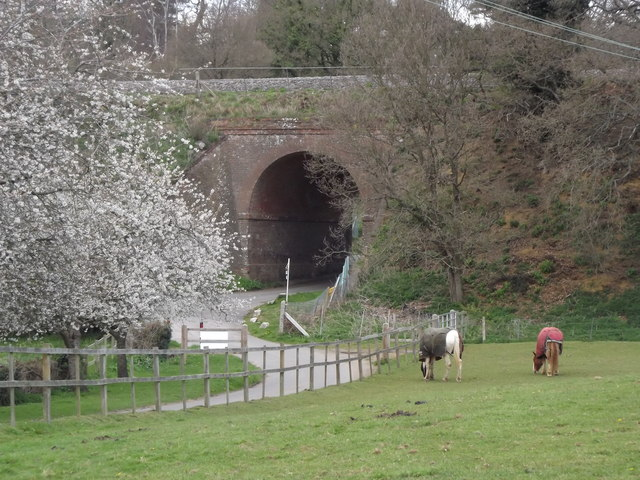 Brook Lane Railway Bridge