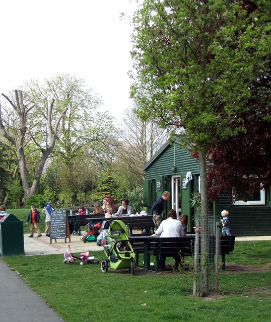 Downhills Park Community Cafe