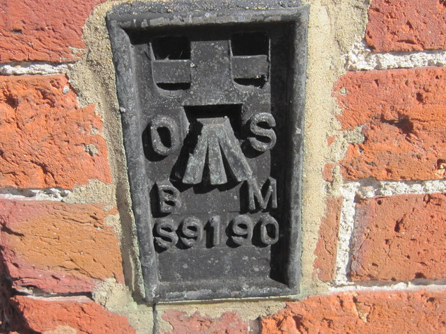 Ordnance Survey  Flush Bracket S9190