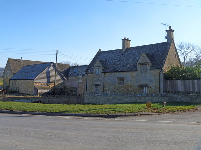 Saintbury Cross Farm