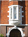 TQ2682 : Oriel window detail at Grove End House by Oast House Archive