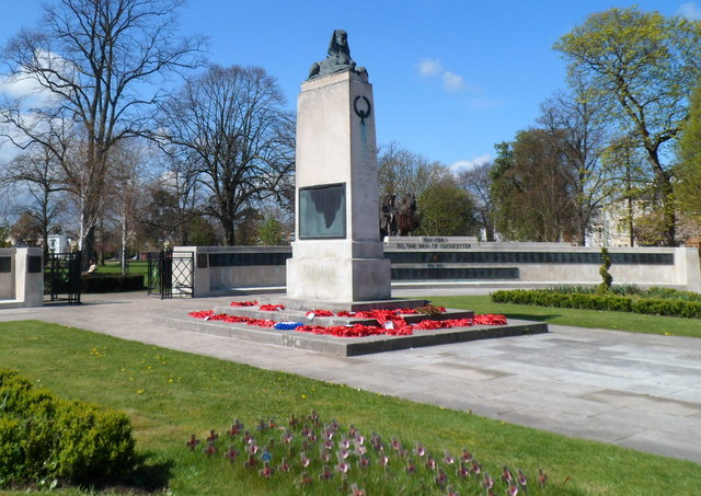 Image result for gloucester war memorial