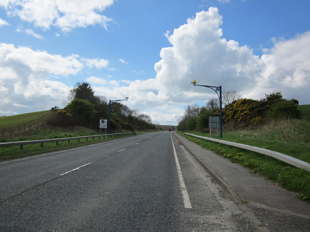 Kirkoswald Road (A77)