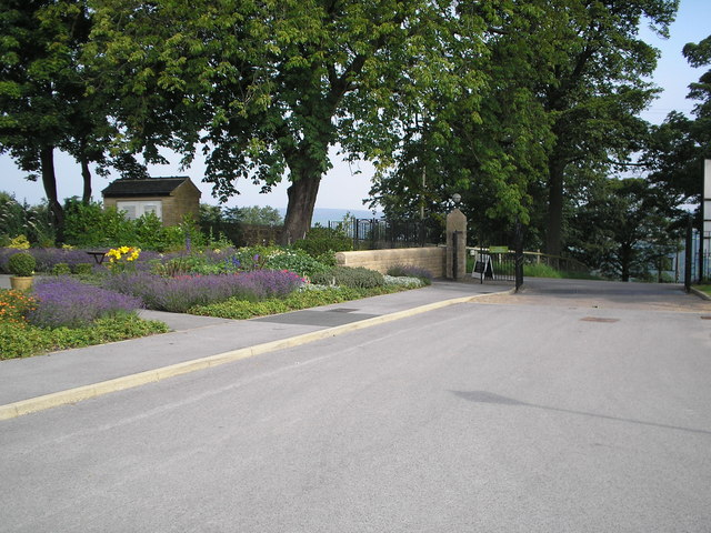 Entrance to Audley Clevedon Retirement Village