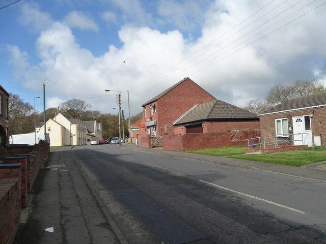 Tanfield Lea Post Office