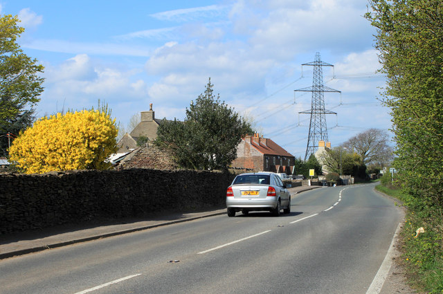 2012 : Westerleigh Road and pylon