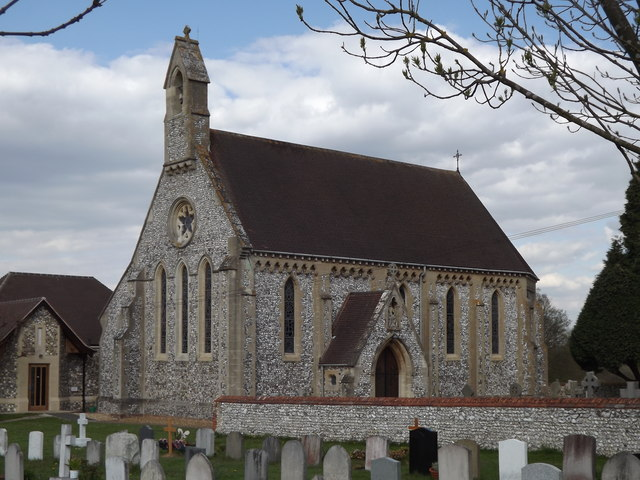 Sutton Green, St Edward the Confessor
