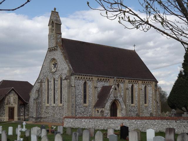 Sutton Green, St Edward the Confessor
