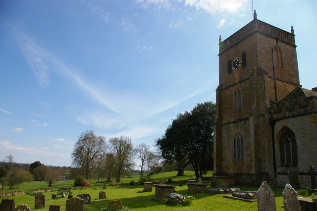 St Michael's Church, East Coker