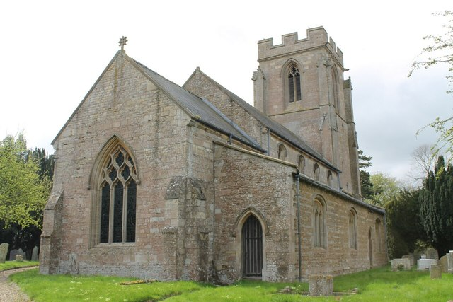 All Saints' church, Dunsby