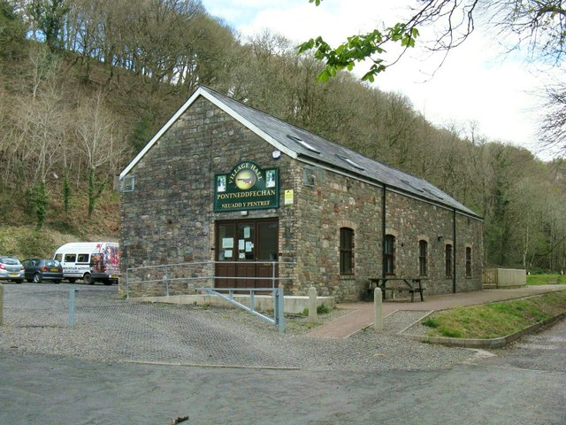 Pontneddfechan Village Hall