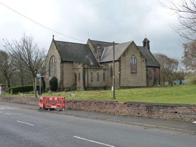 St George's Church, South Moor Road