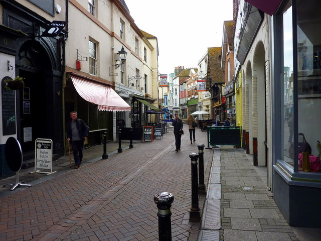 George Street, Hastings