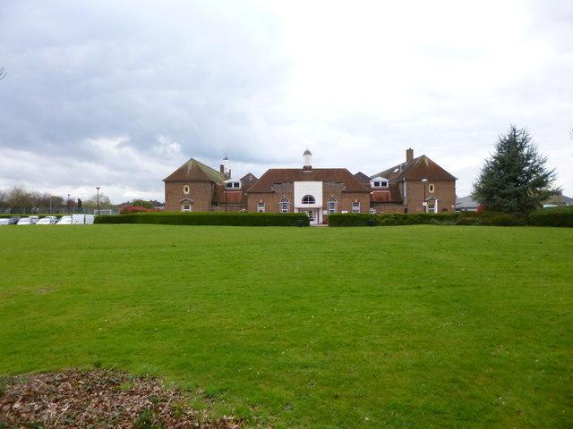 Upper Shirley, Taunton's College