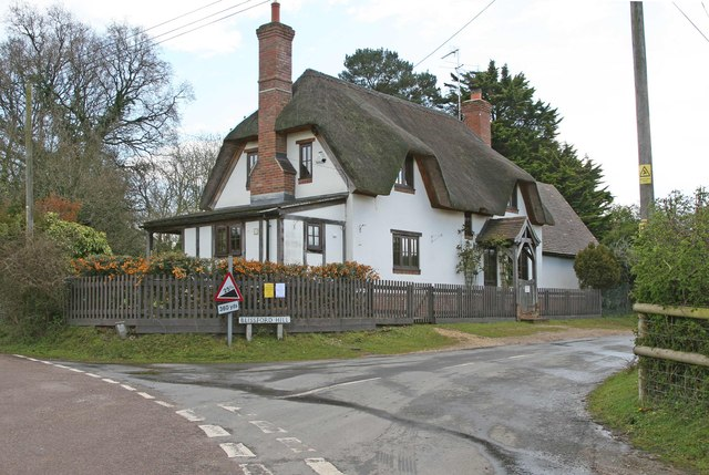 Blissford Cross, Hampshire