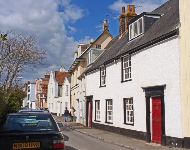 The Strand, Topsham