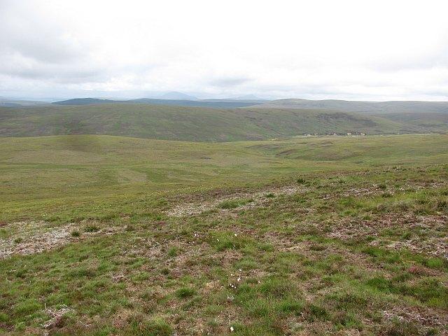 Moorland, Strath of Kildonan