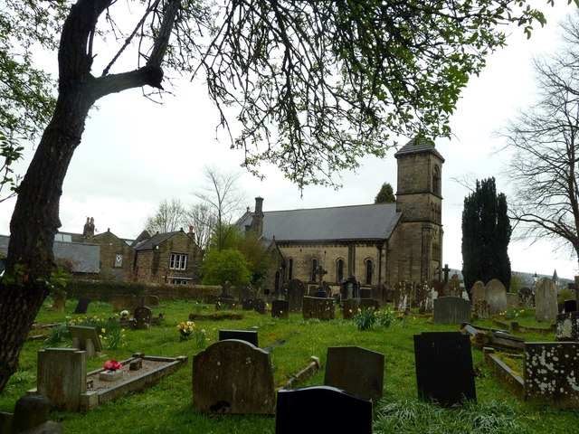 Church of St. Mary the Virgin, South Darley