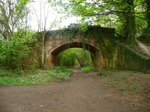 Kings Worthy - Railway Bridge