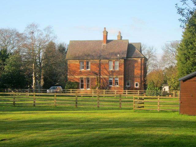 The vicarage at Sutton on Trent