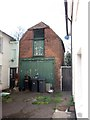TR1457 : Barn off St Peter's Place by Oast House Archive