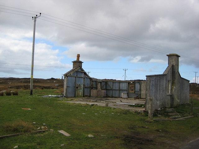 Ruin, Lochcarnan