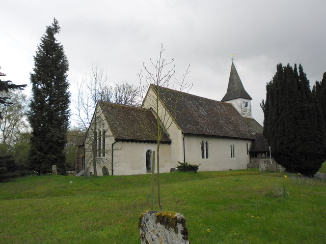 Elstead, St James: April 2012