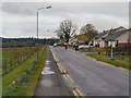 NN5100 : Manse Road, Kirkton by David Dixon