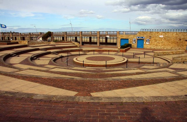 The Amphitheatre at South Shields