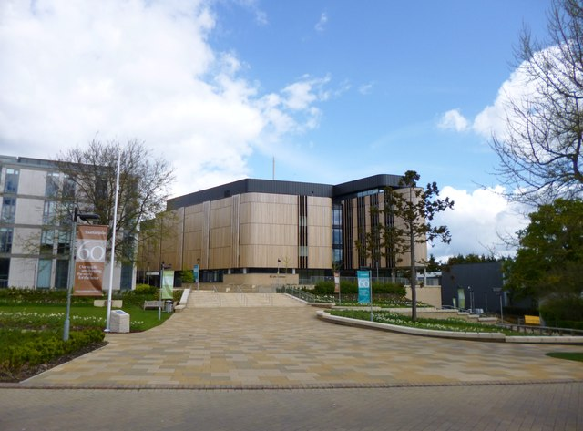 Highfield, Life Sciences Building