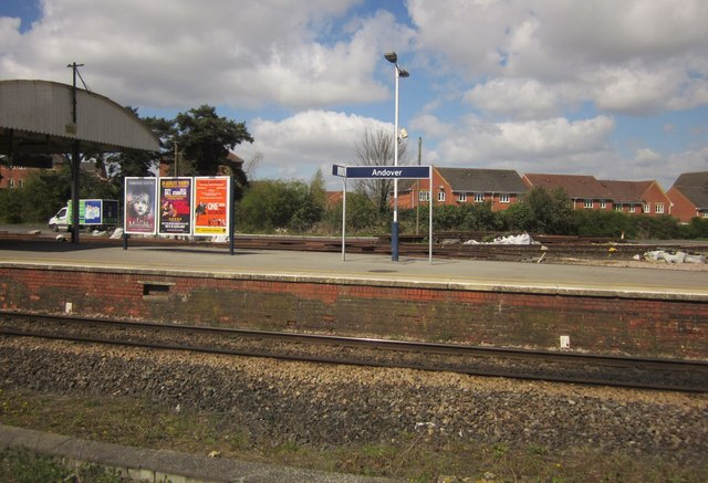 Andover station