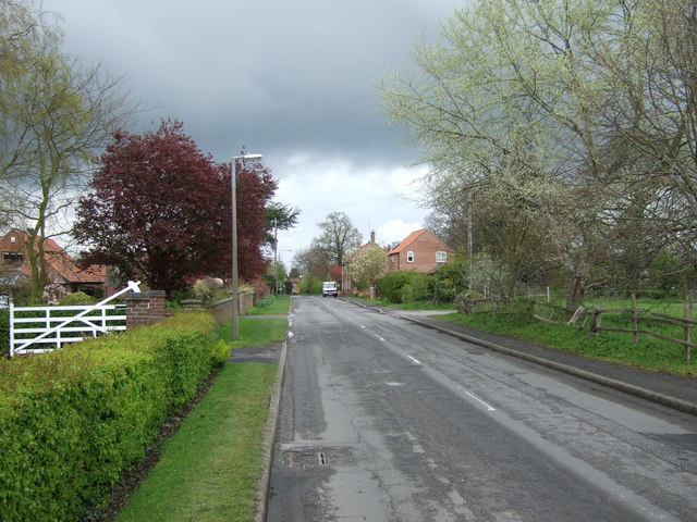 Balderton Lane, Coddington
