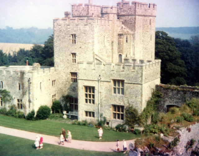 Keep Saltwood Castle