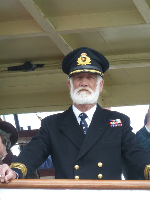 Southampton - Captain E J Smith of the Titanic