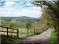 SK3859 : The Amber Valley viewed from Ogston Lane by Jonathan Clitheroe