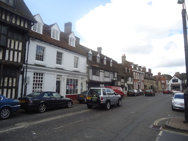High Street, East Grinstead