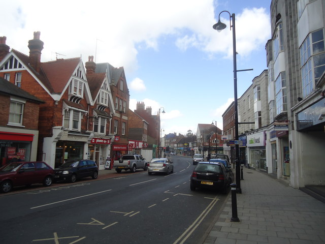 London Road. East Grinstead