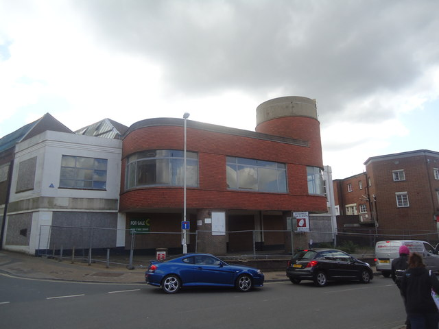 Former Caffyns car dealership,  East Grinstead