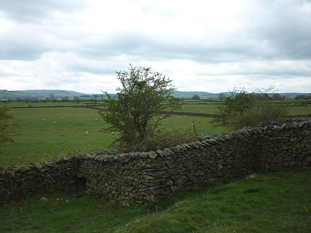 An Andy Goldsworthy sheepfold near Casterton