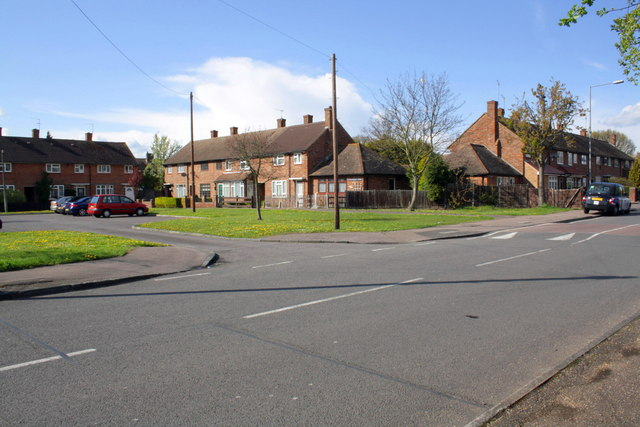 Junction of Willingale Road and Willingale Close