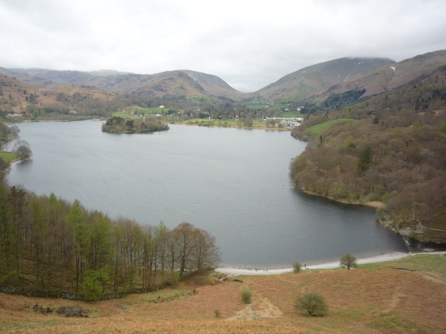 From Loughrigg Terrace