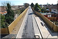 SU5803 : Fareham to Gosport BRT - View from Gregson Avenue Bridge (53) by Barry Shimmon