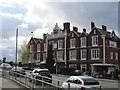 SJ7154 : The Crewe Arms Hotel, Crewe by Ian S